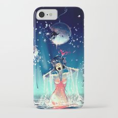 Voice of Crystal iPhone 8 Slim Case