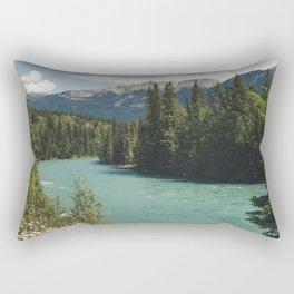 Tête Jaune Cache Rectangular Pillow