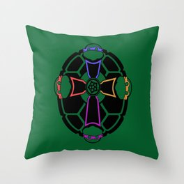 Sons Of The Father Throw Pillow
