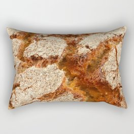 Corn bread Rectangular Pillow