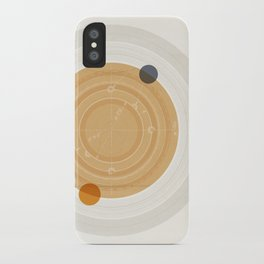 Saturn I iPhone Case