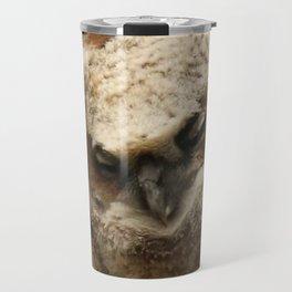 Rest your head on my shoulder Travel Mug