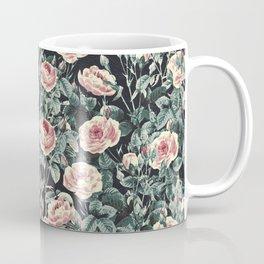 Vintage Garden (Night Roses) Coffee Mug