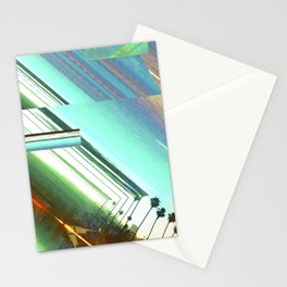 Los Angeles Swells Into Itself Stationery Cards
