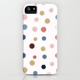 Ink Blots iPhone Case