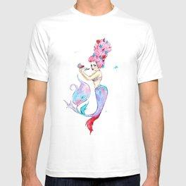 Marie Antoinette Mermaid T-shirt