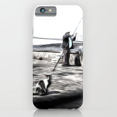 Fishermen And Cats Istanbul Slim Case iPhone 6s