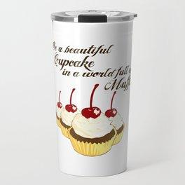 Inspirational Cupcakes Travel Mug