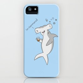 Hammered iPhone Case