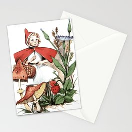Conto de fadas Stationery Cards