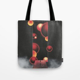 Void Vibes Only Tote Bag