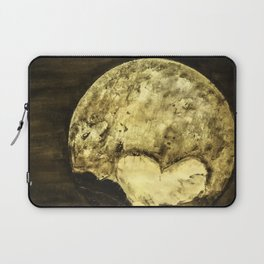 Universal Love from Pluto Laptop Sleeve
