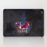 lotus iPad Cases featuring Lotus by Spooky Dooky
