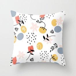 Summer Daydream Throw Pillow