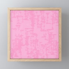 Cotton Candy Naturalistic Framed Mini Art Print
