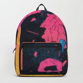 PINK FLOATER Backpack