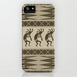 Southwest Kokopelli iPhone Case
