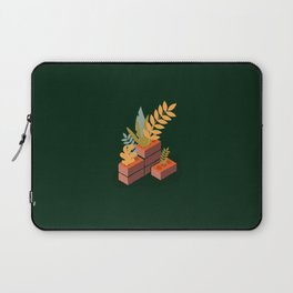Brick Nature Laptop Sleeve