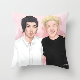 Ziall Throw Pillow