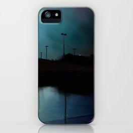 North of Edens III iPhone Case
