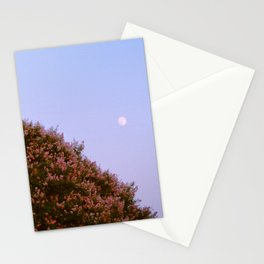 buenos noches luna Stationery Cards