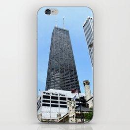 Water Tower iPhone Skin