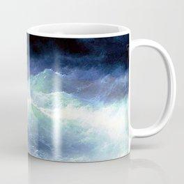 Among the waves- I. Aivazovsky Coffee Mug