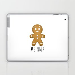 #Ginger Laptop & iPad Skin