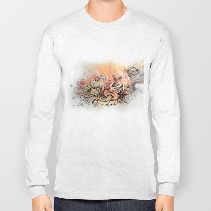 destruction Long Sleeve T-shirt