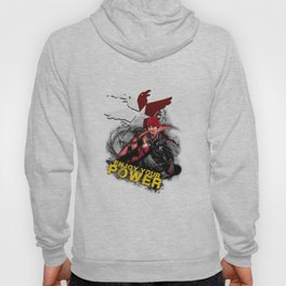 """InFamous Second Son - """"ENJOY YOUR POWER"""" Hoody"""