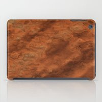 mars iPad Cases featuring Mars by Lyle Hatch