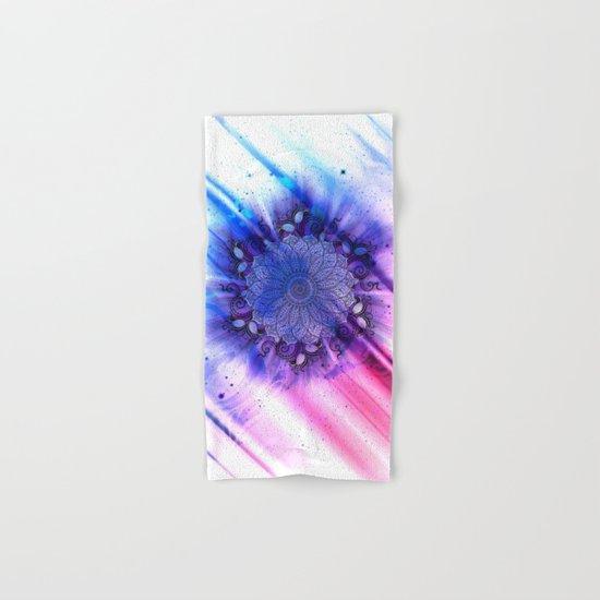 Mandala - Inverse Universe II Hand & Bath Towel