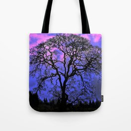 Altered Oak Tote Bag
