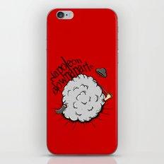 Napoleon Blownaparte iPhone & iPod Skin