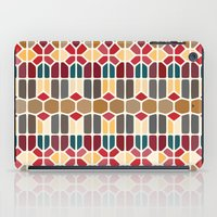 budapest iPad Cases featuring Budapest Voronoi by Enrique Valles