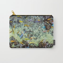 Electric Fish Pond Carry-All Pouch
