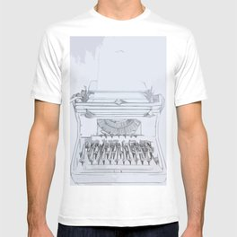 Typed Out T-shirt