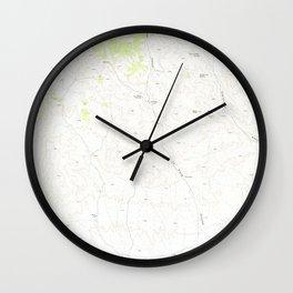 NV La Plata Canyon 319199 1972 24000 geo Wall Clock