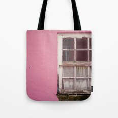 My lonely window Tote Bag