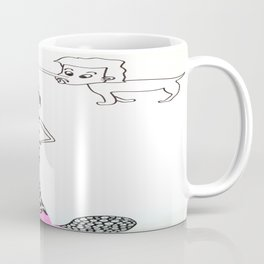 The choice we didn't make  Coffee Mug