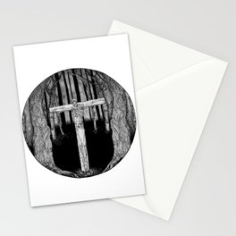 Merciful Trees Stationery Cards