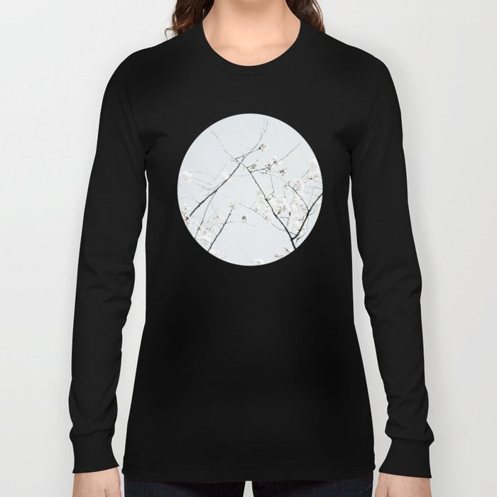 Ode to Cherry Blossoms Long Sleeve T-shirt