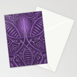 Mind Meld Stationery Cards