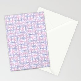 Abstract Texture Pattern Stationery Cards