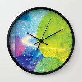 Spectrum Universe Wall Clock