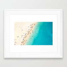 Mediterranean Dreams Framed Art Print
