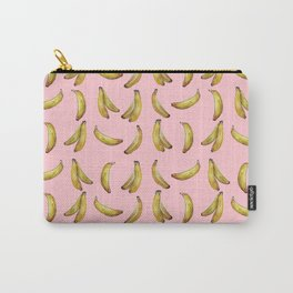 Babanas Pink Carry-All Pouch