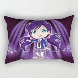 Love Live! - Nozomi Toujou (chibi edit) Rectangular Pillow