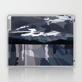 San Juan Islands: Storm Passing Laptop & iPad Skin