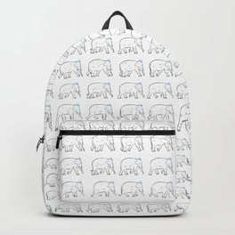 The Pink Elephant Backpack